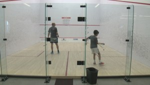 10-year-old Edmonton squash player to represent Canada in British Junior Open