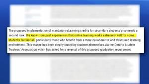 LDSB responds to Ontario public education cuts