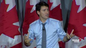Collaborative artificial intelligence industry will benefit 'civilization': Trudeau
