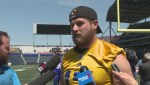 RAW: Blue Bombers Chris Streveler Interview – June 7