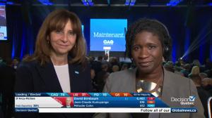 Quebec Election: Voters said they wanted real change – CAQ's Natalie Roy