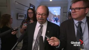 Is Geoffrey Kelley quitting politics?