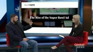 Impact of Super Bowl ads