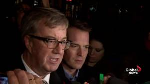 Ottawa Mayor says tunnel didn't collapse, but concrete and rebar fell down