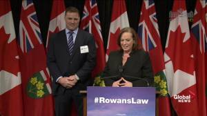 Rowan's Law puts pressure on how leagues, NHL handle concussions