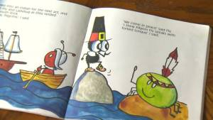 Winnipeg mother outraged by language used in children's book