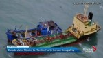 Canada joins mission to monitor North Korean smuggling
