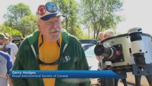 Solar eclipse excitement engulfs Regina