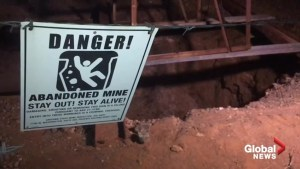Man rescued from Arizona mine lucky to survive fall, snakes
