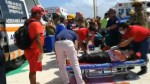 Several people injured after ferry explosion in Mexico