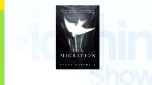 Author Helen Marshall's debut novel, The Migration