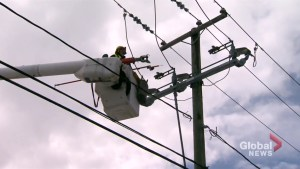 Quebecers still without power after freezing rain