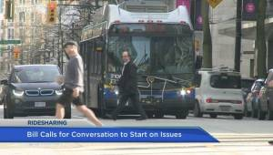 It's time to talk about rideshare legislation: Andrew Weaver