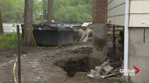 Quebec floods: Will people living on Île Mercier be able to move back?