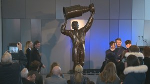 Wayne Gretzky proud to be back with Edmonton after stepping away from NHL