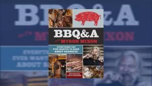 Southern BBQ master Myron Mixon