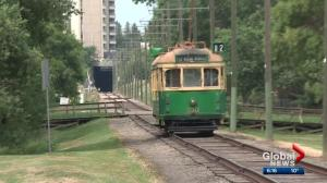 Edmonton's beloved streetcar getting extension in Old Strathcona