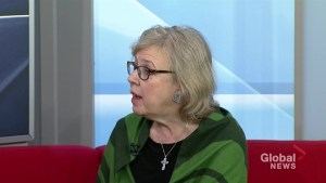 Green Party Leader Elizabeth May brings community matters tour to Saskatoon