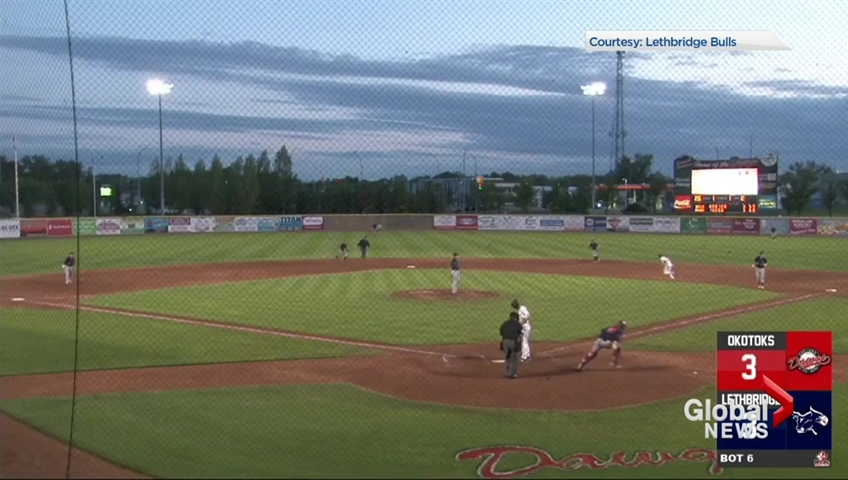 Click to play video: 'Bulls season ends as Dawgs take Game 3 of WCBL West Division Final'