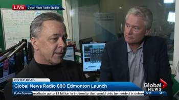 Edmonton's #1 news is now on air 24/7 with launch of Global