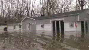 Flooded out Quebec residents want answers