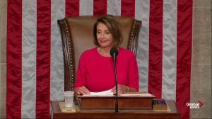 Nancy Pelosi: Democrats ready to end U.S. gov't shut down