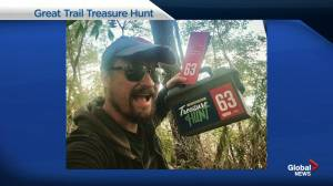 The Great Trail Treasure Hunt kicks off across Canada