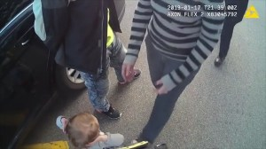Video released by Tallahassee police shows officers taking care of child who exited car with hands up