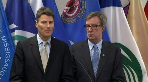 Vancouver mayor, infrastructure minister discuss funding flexibility, less restrictions for cities
