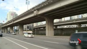 Vancouver's viaduct debate rages on