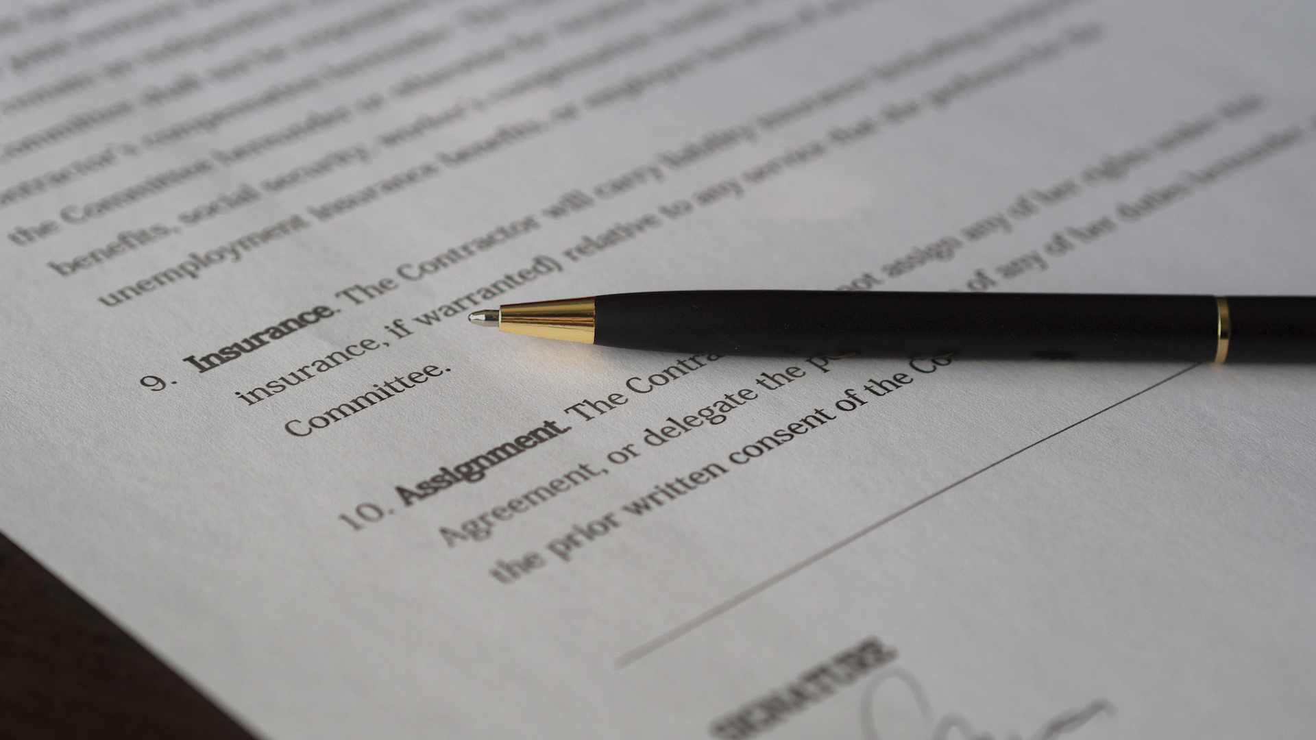 How To Negotiate An Employment Contract