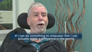 Kelowna man with cerebral palsy trains employees to better service customers with disabilities