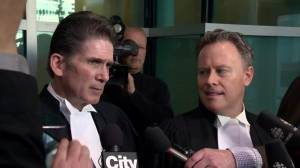RAW: Douglas Garland defence reacts to verdict