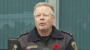 """John Davidson is my hero"": Abbotsford police chief speaks out"
