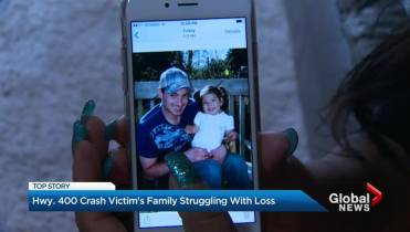 He just loved his family': Widow speaks about husband