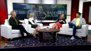 Backyard Builds returns for a second season