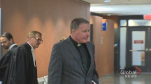 Montreal priest on trial for sexual assault