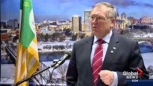 Mixed reaction to federal budget in Saskatchewan