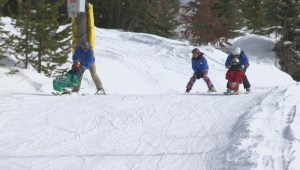 Free program makes skiing and snowboarding accessible for those with disabilities