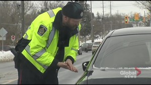 Peterborough Police target distracted drivers in February
