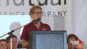 Kathleen Wynne booed at International Plowing Match over rising hydro rates