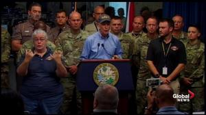 Hurricane Michael: Florida governor talks about response and recovery to storm