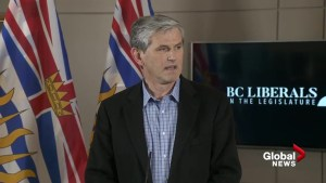 'It was a huge success at the local level': BC Liberal leader on Nanaimo byelection