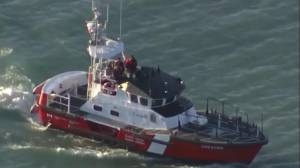 Crews searching for missing boater who fell into Lake Ontario