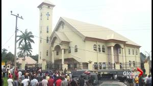Nigeria church shooting leaves 11 dead, 18 injured