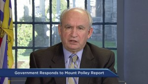 Energy Minister responds to Mt Polley review