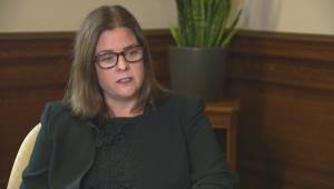 Manitoba's Justice Minister talks about the change of opinion on monitoring program