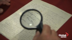 Letter written by Albert Einstein sells for $32K