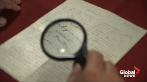 Letter written by Albert Einstein sells for $32K