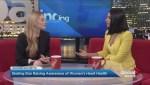 Olympic medalist Joannie Rochette speaks out on women's heart health